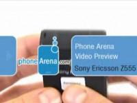 Видео обзор Sony Ericsson Z555 от PhoneArena.com