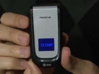 Видео обзор Nokia 2660
