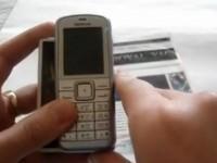 Видео обзор Nokia 6070