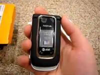 Видео обзор Nokia 6126