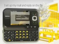 Видео обзор Nokia 6760 slide