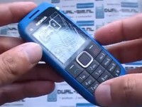 Видео обзор Nokia C1-00