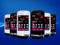 Промо видео Nokia C2-03