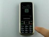 Видео обзор Samsung C3060R