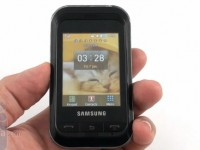 Видео обзор Samsung C3300K Champ