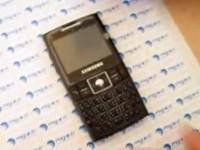 Видео обзор Samsung SGH-i320