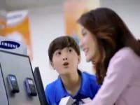 Рекламный ролик Samsung E1390