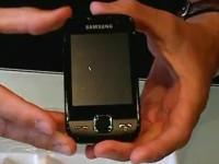 Видео обзор Samsung GT-S5600