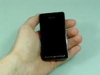 Видео обзор LG Prada