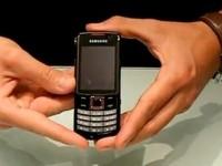 Видео-обзор Samsung S5320