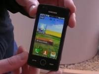 Видео обзор Samsung S5780 Wave 578