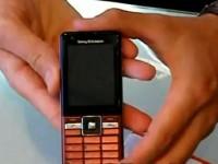 Видео обзор Sony Ericsson J105i Naite