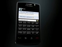 Промо видео BlackBerry Storm2 9520