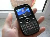 Видео обзор Fly Q110 TV
