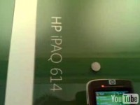 Премьера HP Ipaq 614 на Mobile World Congress