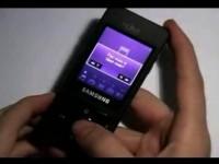Видео обзор Samsung F300 от Hi-Mobile