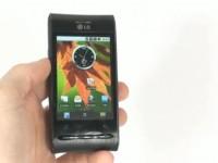 Видео обзор LG GT540