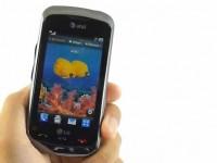 Видео обзор LG GT550 Encore