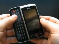 Видео обзор LG GW520