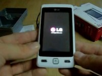 Видео обзор LG KP501