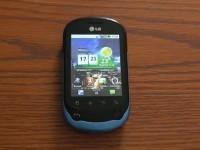 Видео обзор LG Optimus Chat