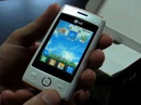 Видео обзор LG T300 Cookie