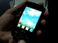 Видео обзор LG T320 Cookie