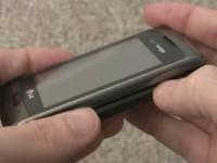 Видео обзор LG VX11000 enV Touch