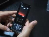 Видео обзор Motorola W7 Active Edition