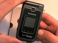 Видео обзор Samsung Alias 2