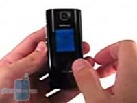 Видео обзор Nokia 6555 от PhoneArena.com