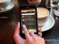 Промо видео HTC Rhyme