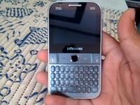 Видео обзор Samsung Chat 527