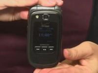 Видео обзор Samsung Convoy 2