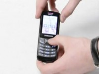 Видео обзор Samsung E1252
