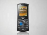 Промо видео Samsung E2230