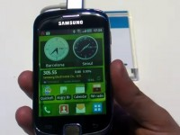 Видео обзор Samsung Galaxy Fit S5670