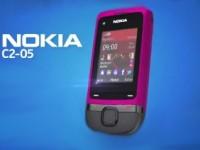 Промо видео Nokia C2-05