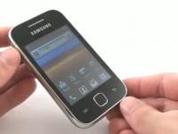 Видео обзор Samsung Galaxy Y