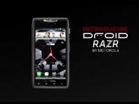 Промо видео Motorola DROID RAZR