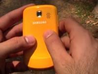 Видео обзор Samsung S3850 Corby II