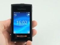 Видео обзор Sony Ericsson W150i Yendo