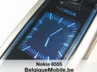 Видео обзор Nokia 6555 от BelgiqueMobile.be