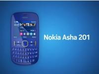 Промо видео Nokia Asha 201
