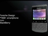 Промо видео BlackBerry Porsche Design P9981