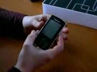 Видео обзор Sony Ericsson W960i