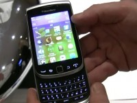 Видео обзор BlackBerry Touch 2