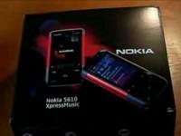 Видео обзор Nokia 5610