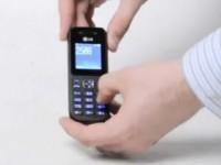 Видео обзор LG A100