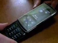 Видео обзор LG KF600